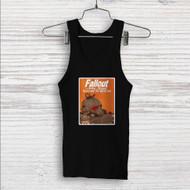 Fallout New Vegas Game Custom Men Woman Tank Top T Shirt Shirt