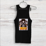 Kiss Band Custom Men Woman Tank Top T Shirt Shirt