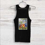Pooh and Friends Disney Custom Men Woman Tank Top T Shirt Shirt