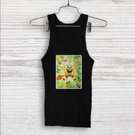 Spongebob Squarepants Custom Men Woman Tank Top T Shirt Shirt