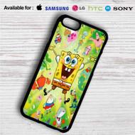 Spongebob Squarepants iPhone 4/4S 5 S/C/SE 6/6S Plus 7| Samsung Galaxy S4 S5 S6 S7 NOTE 3 4 5| LG G2 G3 G4| MOTOROLA MOTO X X2 NEXUS 6| SONY Z3 Z4 MINI| HTC ONE X M7 M8 M9 M8 MINI CASE