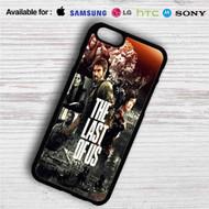 The Last of Us iPhone 4/4S 5 S/C/SE 6/6S Plus 7| Samsung Galaxy S4 S5 S6 S7 NOTE 3 4 5| LG G2 G3 G4| MOTOROLA MOTO X X2 NEXUS 6| SONY Z3 Z4 MINI| HTC ONE X M7 M8 M9 M8 MINI CASE