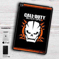 "Call Of Duty Black Ops 3 Skull iPad 2 3 4 iPad Mini 1 2 3 4 iPad Air 1 2 | Samsung Galaxy Tab 10.1"" Tab 2 7"" Tab 3 7"" Tab 3 8"" Tab 4 7"" Case"