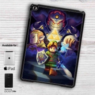 "Lego The Legend of Zelda iPad 2 3 4 iPad Mini 1 2 3 4 iPad Air 1 2 | Samsung Galaxy Tab 10.1"" Tab 2 7"" Tab 3 7"" Tab 3 8"" Tab 4 7"" Case"