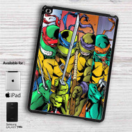 "Teenage Mutant Ninja Turtles Movie iPad 2 3 4 iPad Mini 1 2 3 4 iPad Air 1 2 | Samsung Galaxy Tab 10.1"" Tab 2 7"" Tab 3 7"" Tab 3 8"" Tab 4 7"" Case"
