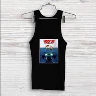 Gravity Falls as Jaws Custom Men Woman Tank Top T Shirt Shirt