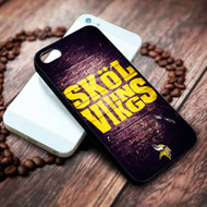Minnesota Vikings 2 on your case iphone 4 4s 5 5s 5c 6 6plus 7 case / cases