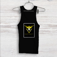Team Instinct Pokemon Custom Men Woman Tank Top T Shirt Shirt