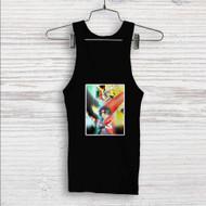 Tengen Toppa Gurren Lagann X Digimon Xros Wars Custom Men Woman Tank Top T Shirt Shirt