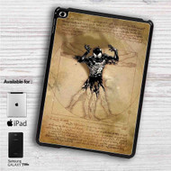 "Vitruvian Spiderman iPad 2 3 4 iPad Mini 1 2 3 4 iPad Air 1 2 | Samsung Galaxy Tab 10.1"" Tab 2 7"" Tab 3 7"" Tab 3 8"" Tab 4 7"" Case"