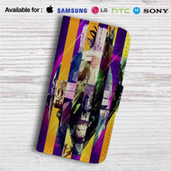 Bebop Teenage Mutant Ninja Turtles Custom Leather Wallet iPhone 4/4S 5S/C 6/6S Plus 7| Samsung Galaxy S4 S5 S6 S7 Note 3 4 5| LG G2 G3 G4| Motorola Moto X X2 Nexus 6| Sony Z3 Z4 Mini| HTC ONE X M7 M8 M9 Case
