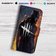Dead by Daylight Custom Leather Wallet iPhone 4/4S 5S/C 6/6S Plus 7| Samsung Galaxy S4 S5 S6 S7 Note 3 4 5| LG G2 G3 G4| Motorola Moto X X2 Nexus 6| Sony Z3 Z4 Mini| HTC ONE X M7 M8 M9 Case