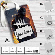 Dead by Daylight Custom Leather Luggage Tag
