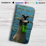 Gerald Finding Dory Custom Leather Wallet iPhone 4/4S 5S/C 6/6S Plus 7| Samsung Galaxy S4 S5 S6 S7 Note 3 4 5| LG G2 G3 G4| Motorola Moto X X2 Nexus 6| Sony Z3 Z4 Mini| HTC ONE X M7 M8 M9 Case
