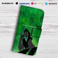 Scar The Lioin King Disney Custom Leather Wallet iPhone 4/4S 5S/C 6/6S Plus 7| Samsung Galaxy S4 S5 S6 S7 Note 3 4 5| LG G2 G3 G4| Motorola Moto X X2 Nexus 6| Sony Z3 Z4 Mini| HTC ONE X M7 M8 M9 Case