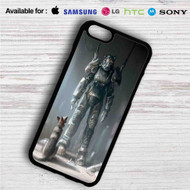 Fallout 4 Dogmeat & Power Armor iPhone 4/4S 5 S/C/SE 6/6S Plus 7| Samsung Galaxy S4 S5 S6 S7 NOTE 3 4 5| LG G2 G3 G4| MOTOROLA MOTO X X2 NEXUS 6| SONY Z3 Z4 MINI| HTC ONE X M7 M8 M9 M8 MINI CASE