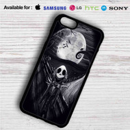 Jack Skellington The Scream iPhone 4/4S 5 S/C/SE 6/6S Plus 7| Samsung Galaxy S4 S5 S6 S7 NOTE 3 4 5| LG G2 G3 G4| MOTOROLA MOTO X X2 NEXUS 6| SONY Z3 Z4 MINI| HTC ONE X M7 M8 M9 M8 MINI CASE