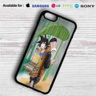 Little Goku and Gohan iPhone 4/4S 5 S/C/SE 6/6S Plus 7| Samsung Galaxy S4 S5 S6 S7 NOTE 3 4 5| LG G2 G3 G4| MOTOROLA MOTO X X2 NEXUS 6| SONY Z3 Z4 MINI| HTC ONE X M7 M8 M9 M8 MINI CASE