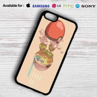 Shattered Earth Pokeball Pokemon iPhone 4/4S 5 S/C/SE 6/6S Plus 7  Samsung Galaxy S4 S5 S6 S7 NOTE 3 4 5  LG G2 G3 G4  MOTOROLA MOTO X X2 NEXUS 6  SONY Z3 Z4 MINI  HTC ONE X M7 M8 M9 M8 MINI CASE