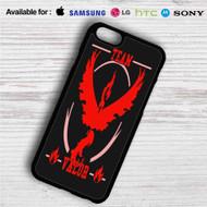 Team Valor Pokemon Go iPhone 4/4S 5 S/C/SE 6/6S Plus 7  Samsung Galaxy S4 S5 S6 S7 NOTE 3 4 5  LG G2 G3 G4  MOTOROLA MOTO X X2 NEXUS 6  SONY Z3 Z4 MINI  HTC ONE X M7 M8 M9 M8 MINI CASE