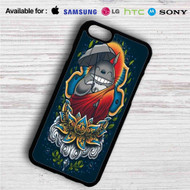 Totoro Budha iPhone 4/4S 5 S/C/SE 6/6S Plus 7| Samsung Galaxy S4 S5 S6 S7 NOTE 3 4 5| LG G2 G3 G4| MOTOROLA MOTO X X2 NEXUS 6| SONY Z3 Z4 MINI| HTC ONE X M7 M8 M9 M8 MINI CASE