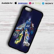 Voltron Legendary Defender Dr Who iPhone 4/4S 5 S/C/SE 6/6S Plus 7| Samsung Galaxy S4 S5 S6 S7 NOTE 3 4 5| LG G2 G3 G4| MOTOROLA MOTO X X2 NEXUS 6| SONY Z3 Z4 MINI| HTC ONE X M7 M8 M9 M8 MINI CASE