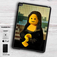 "Lego Mona Lisa iPad 2 3 4 iPad Mini 1 2 3 4 iPad Air 1 2 | Samsung Galaxy Tab 10.1"" Tab 2 7"" Tab 3 7"" Tab 3 8"" Tab 4 7"" Case"