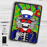 "Make America Grateful Dead iPad 2 3 4 iPad Mini 1 2 3 4 iPad Air 1 2 | Samsung Galaxy Tab 10.1"" Tab 2 7"" Tab 3 7"" Tab 3 8"" Tab 4 7"" Case"