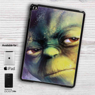 "Master Yoda Face Star Wars iPad 2 3 4 iPad Mini 1 2 3 4 iPad Air 1 2 | Samsung Galaxy Tab 10.1"" Tab 2 7"" Tab 3 7"" Tab 3 8"" Tab 4 7"" Case"