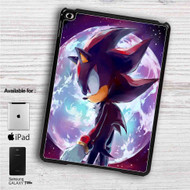 "Sonic Shadow the Hedgehog iPad 2 3 4 iPad Mini 1 2 3 4 iPad Air 1 2 | Samsung Galaxy Tab 10.1"" Tab 2 7"" Tab 3 7"" Tab 3 8"" Tab 4 7"" Case"