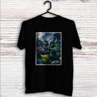 Batman and Teenage Mutant Ninja Turtles Custom T Shirt Tank Top Men and Woman