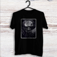 Jack Skellington The Scream Custom T Shirt Tank Top Men and Woman