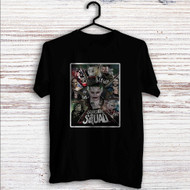 Suicide Squad Characters Custom T Shirt Tank Top Men and Woman