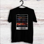 Supernatural Title Custom T Shirt Tank Top Men and Woman