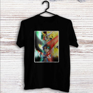 Tengen Toppa Gurren Lagann X Digimon Xros Wars Custom T Shirt Tank Top Men and Woman