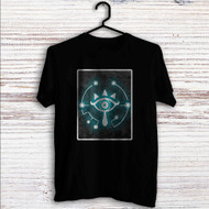 The Legend of Zelda Sheikah Custom T Shirt Tank Top Men and Woman