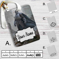Fallout 4 The Mechanist Custom Leather Luggage Tag