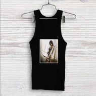 Lara Croft 4 Custom Men Woman Tank Top T Shirt Shirt