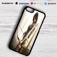 Lara Croft 4 iPhone 4/4S 5 S/C/SE 6/6S Plus 7| Samsung Galaxy S4 S5 S6 S7 NOTE 3 4 5| LG G2 G3 G4| MOTOROLA MOTO X X2 NEXUS 6| SONY Z3 Z4 MINI| HTC ONE X M7 M8 M9 M8 MINI CASE