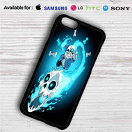 Sans The Skeleton Undertale iPhone 4/4S 5 S/C/SE 6/6S Plus 7| Samsung Galaxy S4 S5 S6 S7 NOTE 3 4 5| LG G2 G3 G4| MOTOROLA MOTO X X2 NEXUS 6| SONY Z3 Z4 MINI| HTC ONE X M7 M8 M9 M8 MINI CASE