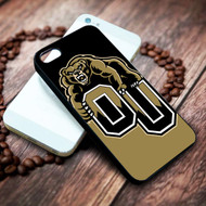 oakland university on your case iphone 4 4s 5 5s 5c 6 6plus 7 case / cases