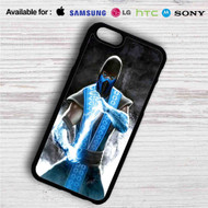 Sub Zero Mortal Kombat X iPhone 4/4S 5 S/C/SE 6/6S Plus 7| Samsung Galaxy S4 S5 S6 S7 NOTE 3 4 5| LG G2 G3 G4| MOTOROLA MOTO X X2 NEXUS 6| SONY Z3 Z4 MINI| HTC ONE X M7 M8 M9 M8 MINI CASE