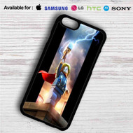 Thor The Avengers Lego iPhone 4/4S 5 S/C/SE 6/6S Plus 7| Samsung Galaxy S4 S5 S6 S7 NOTE 3 4 5| LG G2 G3 G4| MOTOROLA MOTO X X2 NEXUS 6| SONY Z3 Z4 MINI| HTC ONE X M7 M8 M9 M8 MINI CASE
