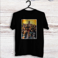 Axl Rose, Ozzy Osbourne, James Hetfield, Gene Simmons All Rocker Custom T Shirt Tank Top Men and Woman