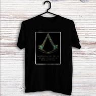 Black Flag Assassin's Creed Custom T Shirt Tank Top Men and Woman