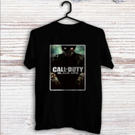 Call Of Duty Black Ops Zombie Custom T Shirt Tank Top Men and Woman