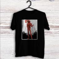 Cowboy Bebop Spike Spiegel Anime Custom T Shirt Tank Top Men and Woman
