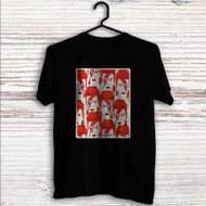 David Bowie Collage Custom T Shirt Tank Top Men and Woman