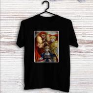 Fate Zero Three Kings Custom T Shirt Tank Top Men and Woman