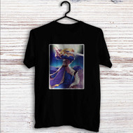 King Arthur Fate Stay Night Anime Custom T Shirt Tank Top Men and Woman